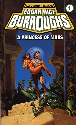 John Carter of Mars Cover