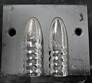 Bullets in Mold